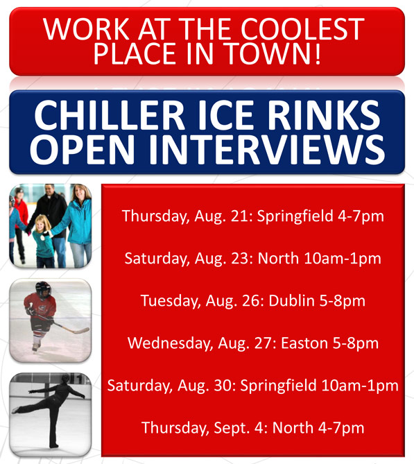 Chiller Open Interviews