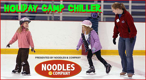 Holiday Camp Chiller